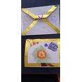 Alayna's card