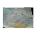 Ayla's underwater picture.