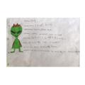 Hamza's alien