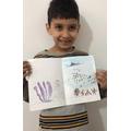 Shehroz's card