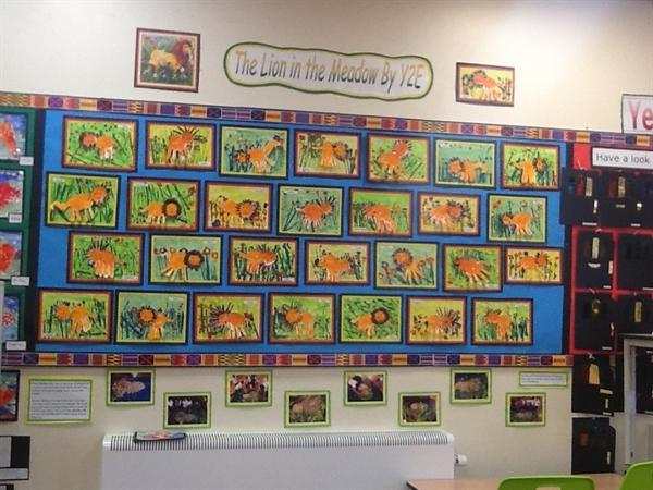 Our Art Display