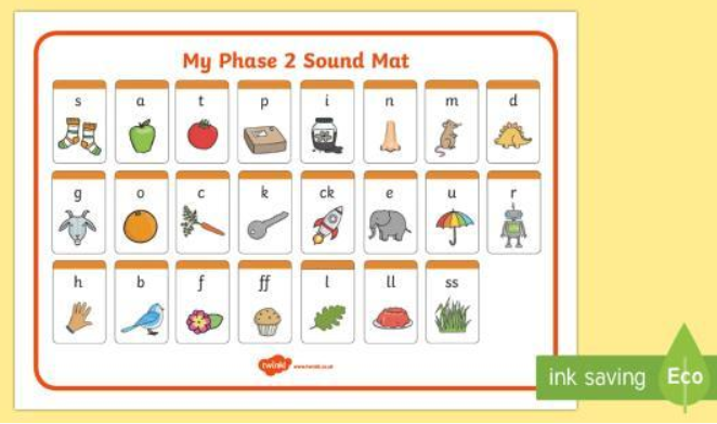 Phase 2 sound mat