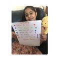 Fatima's Spring poem