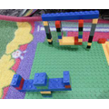 MInahal's Lego party