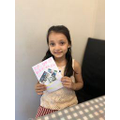 Amara's card