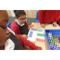 Using Numicon to create bonds to 10.