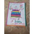 Zarak's card