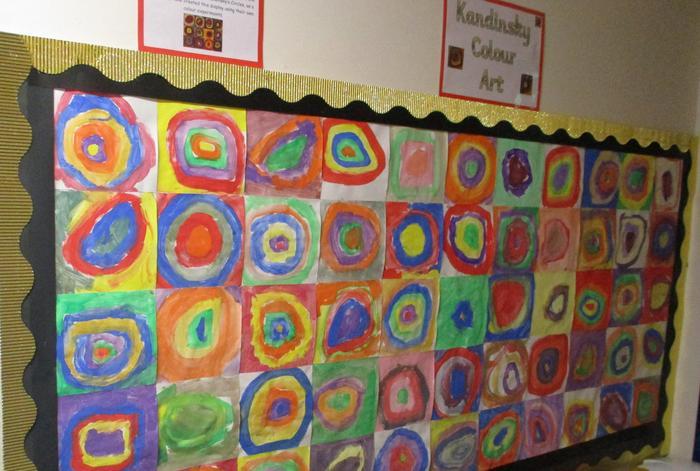 Year 1 Wassily Kandinsky