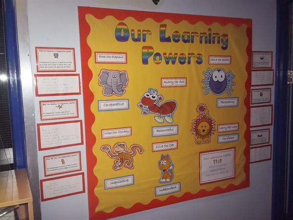Our learning powers