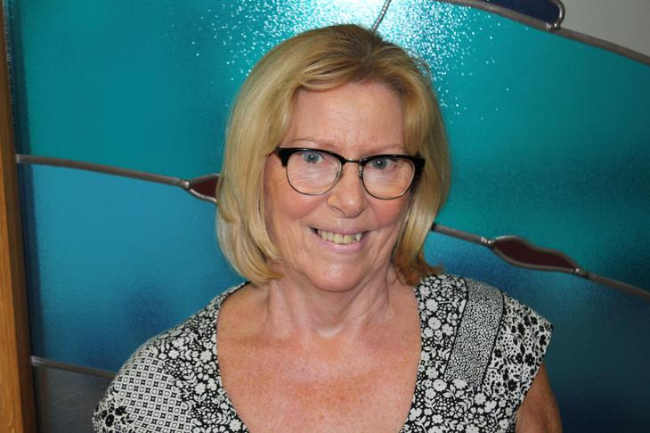 Mrs V Evans:  Lunchtime Leader
