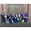 Y2 Cathedral Visit