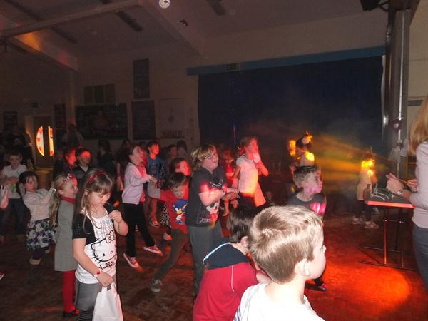Gangham Style at the Disco