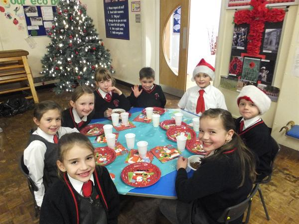 Breakfast with Santa 2012