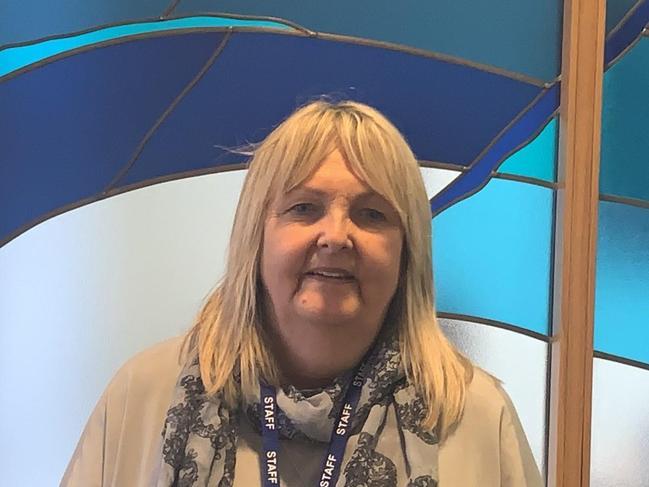 Mrs M Warkinson: TA/Wraparound Manager