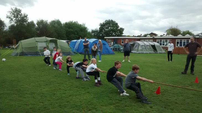 School Camp 2015