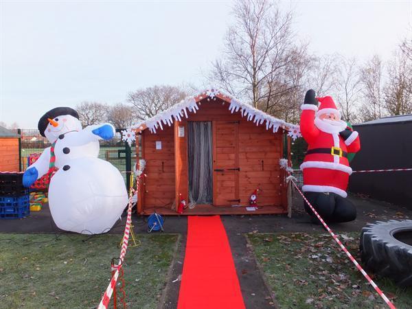 Christmas Fayre 2012 - Grotto!