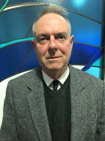 Steve Travis, Clerk to Governors