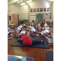 Gymnastics lessons with Total Gymnastics