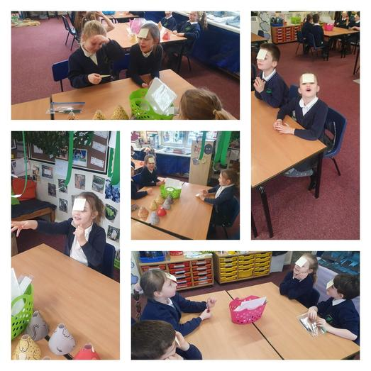 Asking Questions and Talking