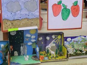 Year 5's wonderful creations
