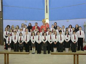 The Confirmation group.