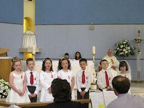 Our Psalm Singers.
