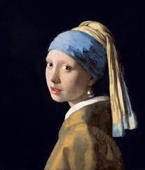 Created by Johannes Vermeer in 1665.