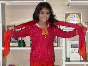 We enjoyed participating in the Bollywood Dance