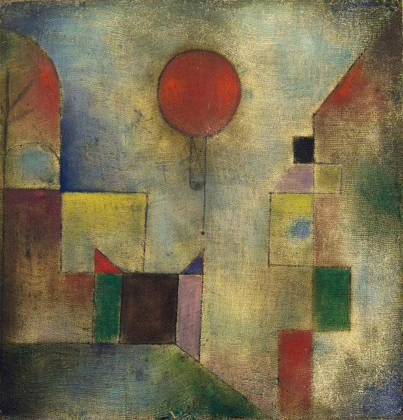 Created by Paul Klee in 1922.