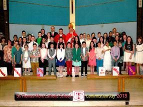 Confirmation Day 2013.