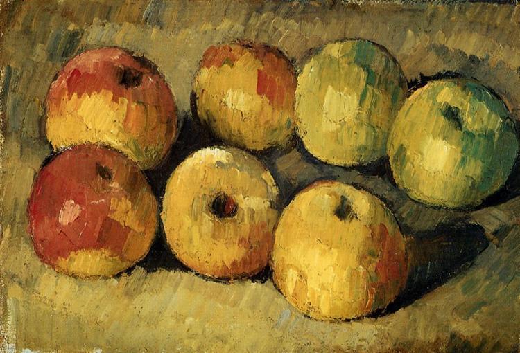 Created by Paul Cezanne in 1878.
