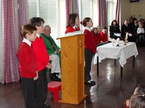 Singing the Responsorial Psalm