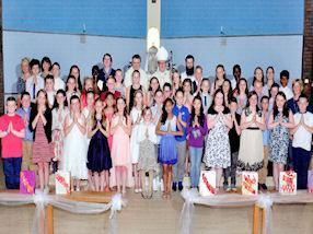 Confirmation Day 2015.