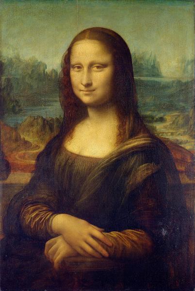 Created by Leonardo da Vinci in 1503.