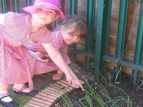 We have found a big slug.