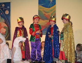 Artaban and the three kings.