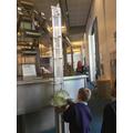 Exploring the museum!