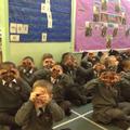 Using our binoculars