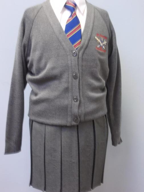 Winter Uniform Girl
