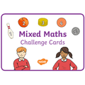 A few maths challenges to have a go at! Enjoy your last week :)
