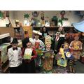 World Book Day winners Y1-6