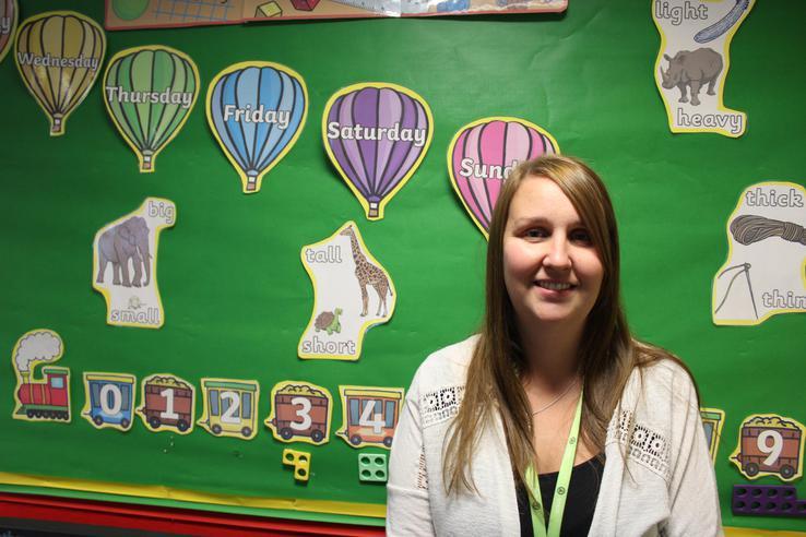 Miss S Layden-Reception Teacher