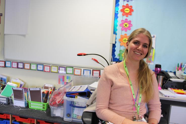 Mrs R Massey-Year 6 Teacher