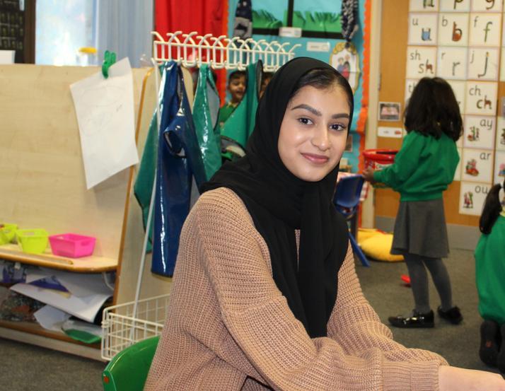 Miss I Hussain - Apprentice