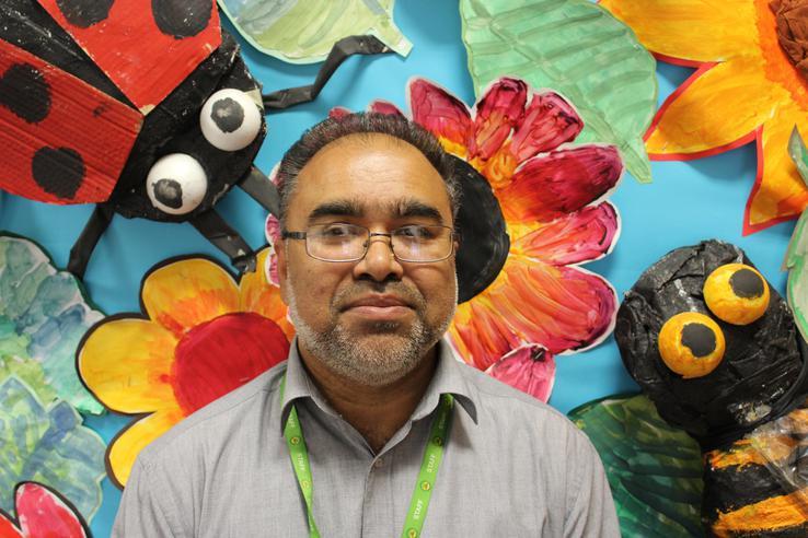 Mr A Shahid-Home School Liason Officer
