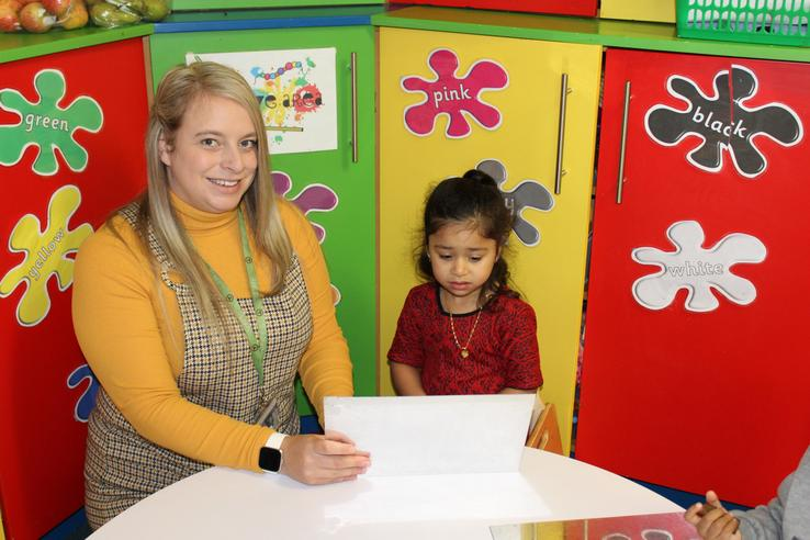 Miss A Wilkinson - L4 Teaching Assistant 2 Year old Provision