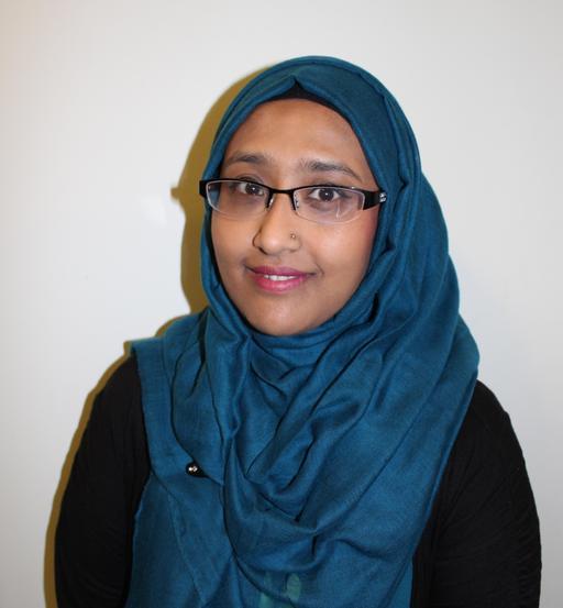 Mrs F Khanom-Teaching Assistant