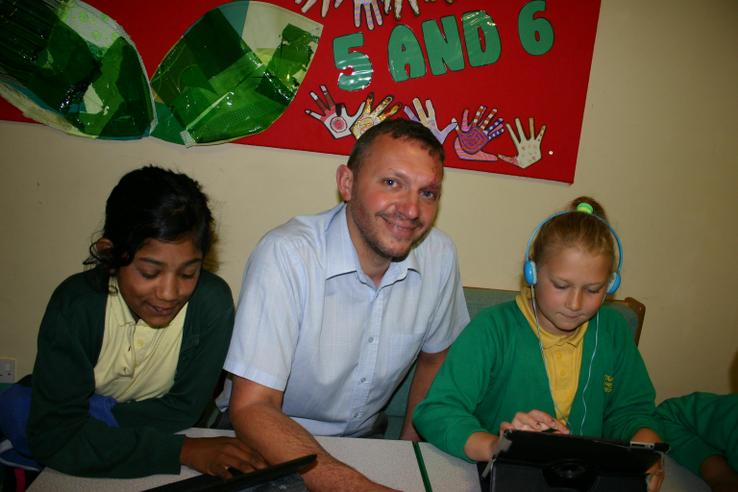 Mr I Shearsmith-Year 2 Teacher  Mental Health and Wellbeing