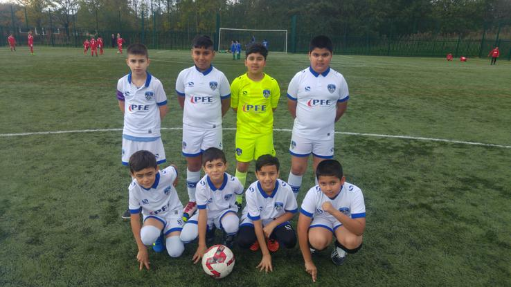 Y5/6 Boy's Football Team