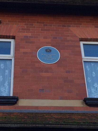 William Walton's house